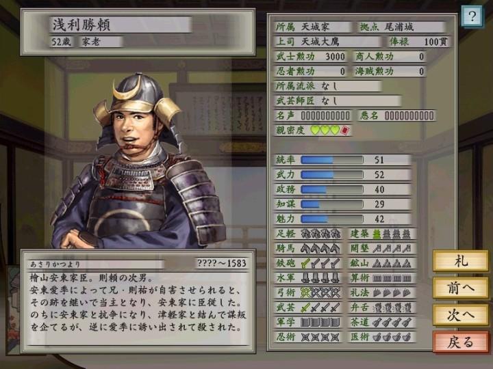 第3話 対安東戦 準備: 太閤立志...