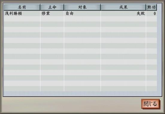 第6話 浅利勝頼(事実上)追放: ...